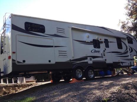 2012 Keystone Cougar 330 RBK
