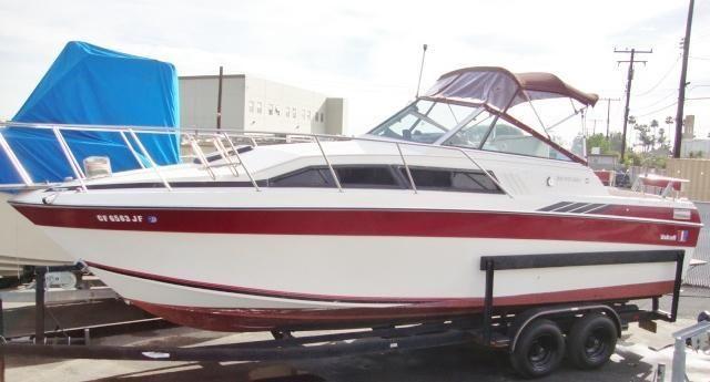 1986 Wellcraft 260 Aft Cabin Cruiser