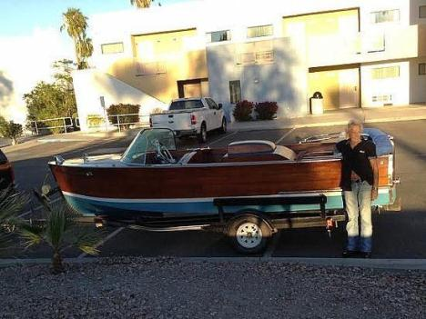 18' 1951 Chris Craft Utility
