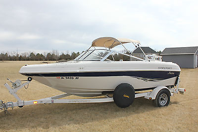 2003 Starcraft Nexstar 1810 Open Bow MINT 4.3 V6 With Warranty