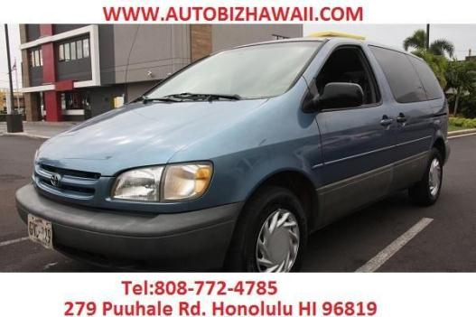 Toyota Sienna 1998 Cars for sale