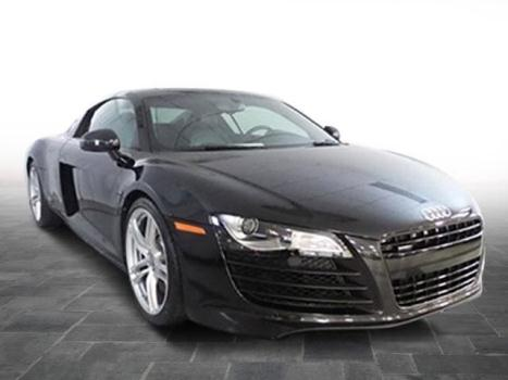 2009 Audi R8 Coupe 4.2 AWD Coupe