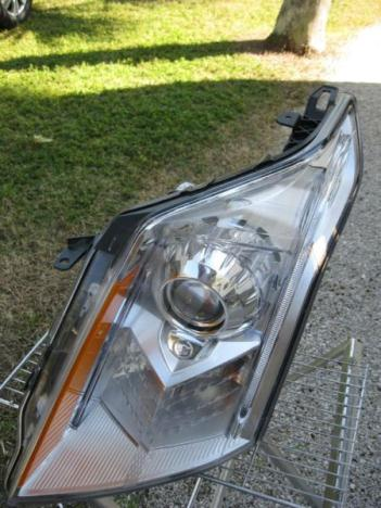 head light for cadillac