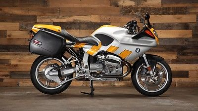 BMW : R-Series 2003 bmw r 1100 s 7360 mi abs yellow gray stunning condition wow