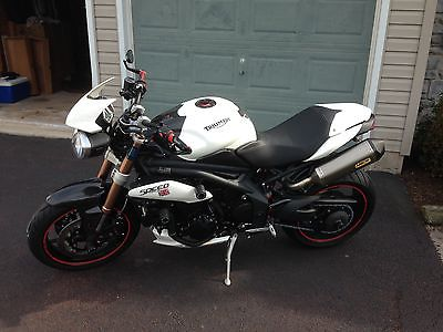 Triumph : Speed Triple 2011 triumph speed triple