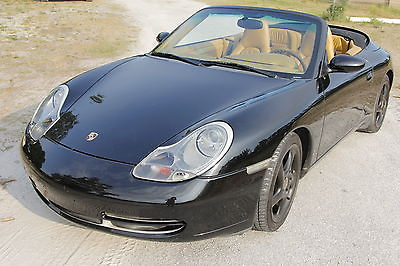 Porsche : 911 Carrera Convertible 2 Door 2001 porsche 911 carrera
