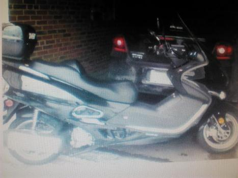 2008 250cc Scooter Motorcycles for sale