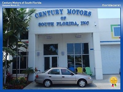 Toyota : Corolla CE Clean CarFax Power Windows VERY Clean 4 spd auto power windows lock 1.8 l 4 cyl clean carfax low miles ac