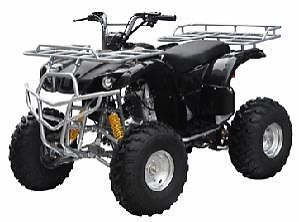 ATV Black 150cc