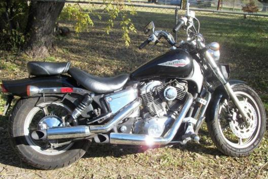 Trade 95 Shadow 1100 motorcycle for $2800 or small truck or van
