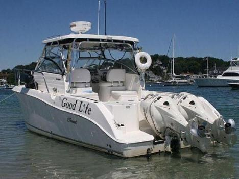 29' 2008 Seaswirl Striper 2901