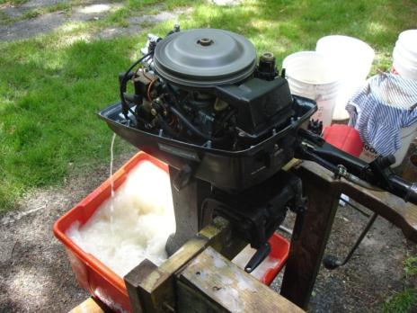 OUTBOARD MOTOR 10 HP