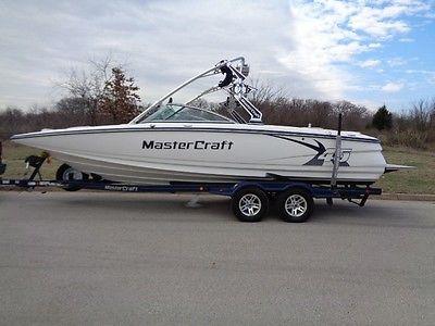 07 MasterCraft X 45 WakeBoard Boat Tower Ballast Heater Bimini WeFinance andShip