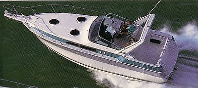 Four Winns Vista 315 Express Cruiser with 680 Hp Power Package.