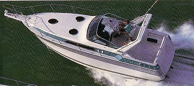 Four Winns Vista 315 Express Cruiser with 680 Hp Power Package.