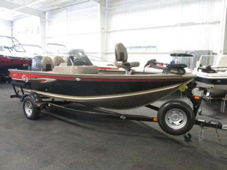 2012 G3 V172 SC Angler fishing boat with 115 4