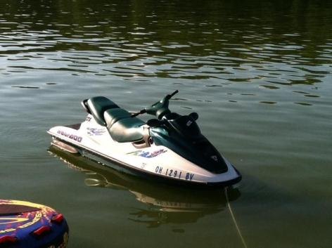 1997 Sea Doo Gtx With Trailer Boats for sale