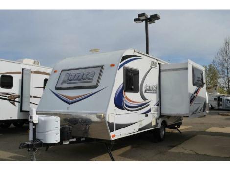 2012 Lance 1575 Rvs For Sale