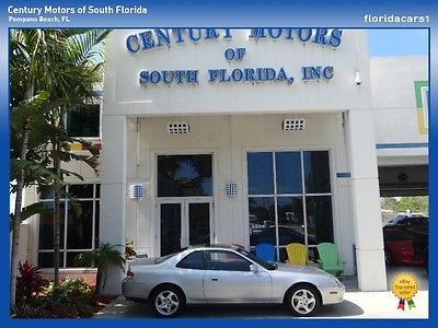 Honda : Prelude Base Coupe 2-Door Prelude, Clean CarFax, Sunroof, CD Player, Cruise Control, Power Package