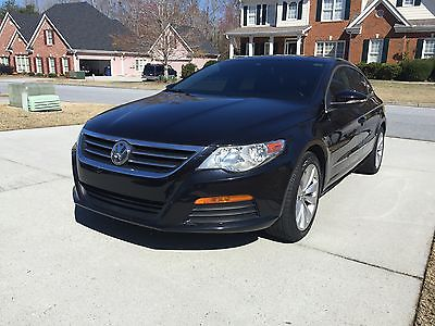 Volkswagen : CC Sport 2011 volkswagen cc sport sedan 4 door 2.0 l 6 speed manual