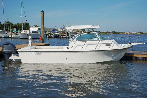 Parker 2510 Boats For Sale