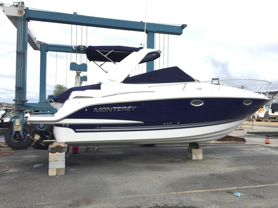 Monterey 260 Sy Boats For Sale