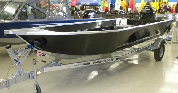 2015 RH Boats Pro V 18