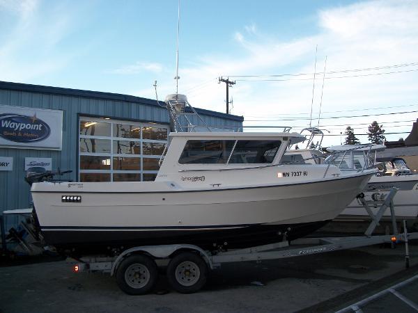 2000 SeaSport Sportsman 2200