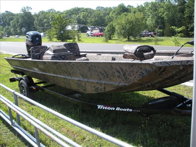 Triton Camo Boat Boats For Sale