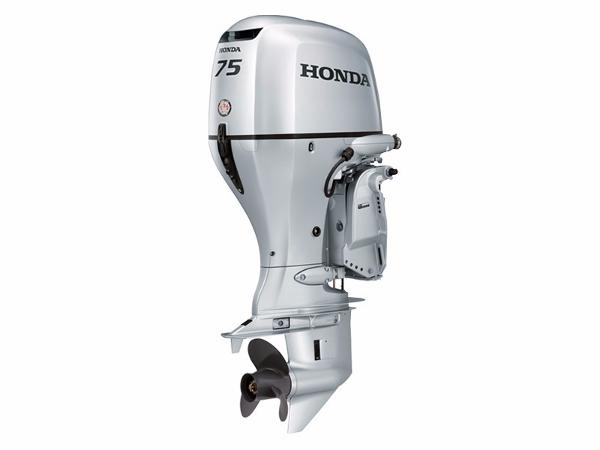 2016 HONDA BF75 Engine and Engine Accessories