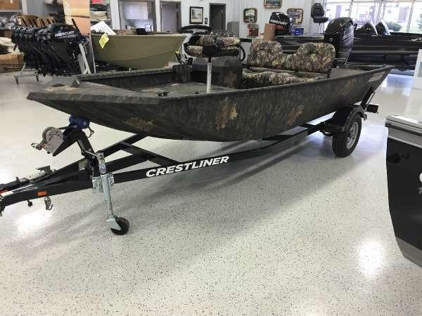 Crestliner 16 Ambush boats for sale