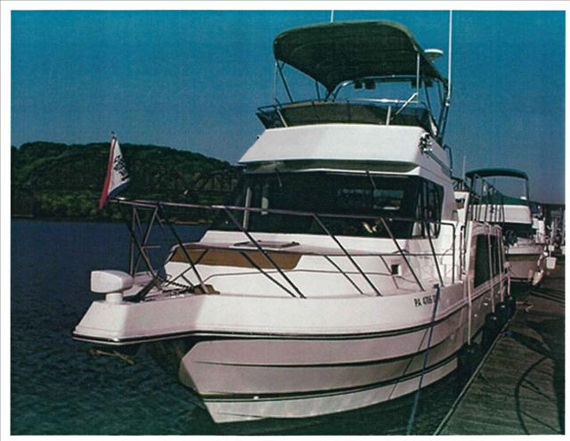 2008 Harbor Master 400C Costal Cruiser