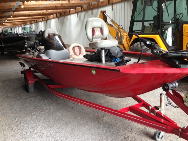 2009 Smoker Craft MV-Hull 171 Pro Bass