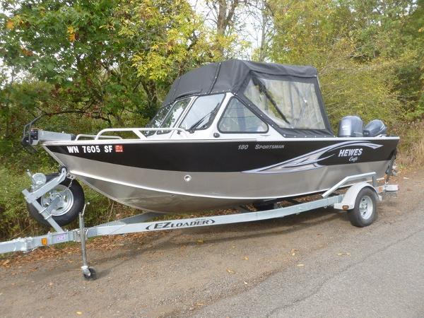 Hewescraft Jet Boat Boats for sale