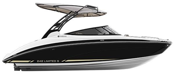 2016 Yamaha Sport Boat 242 LTD S E Series