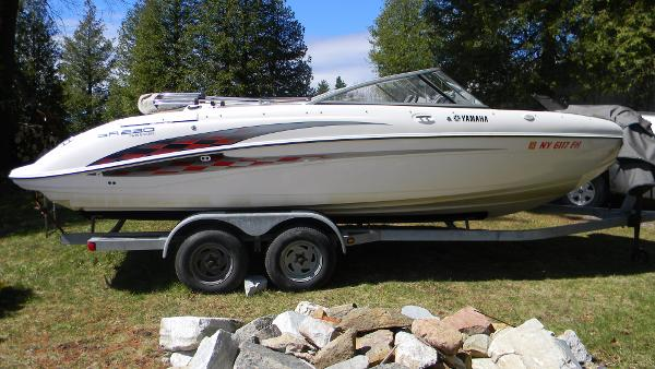 2005 Yamaha SR230