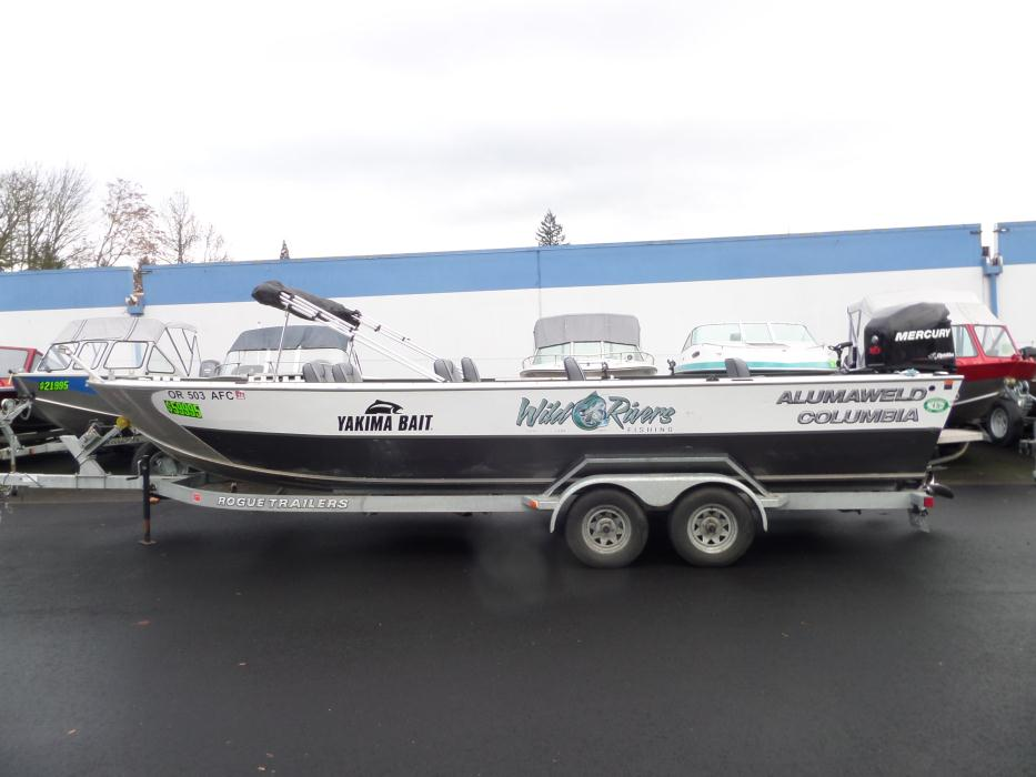 Used jet boats for sale in oregon
