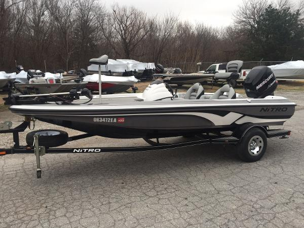 2007 Nitro 482 SC w/Mercury 90 Optimax