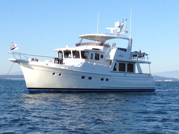 2013 Selene Ocean Trawler 54