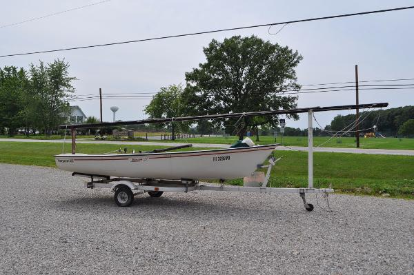 1980 Boston Whaler Harpoon