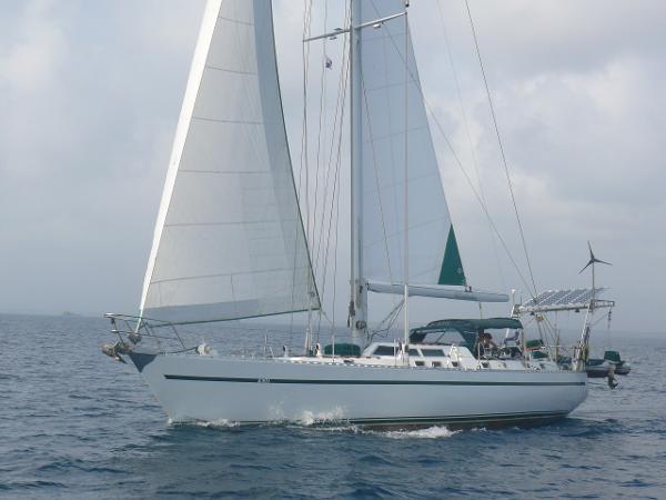 1986 Custom-Made Charter boat Cruising Sloop
