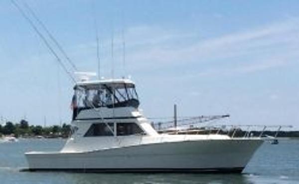 1988 Viking 41 Sportfish