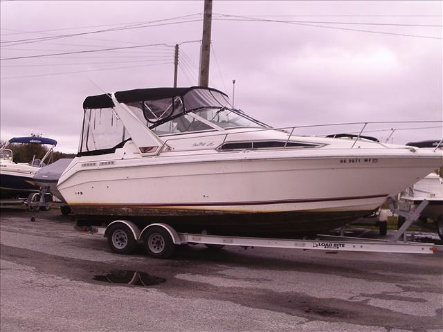 1993 Sea Ray Cruiser 270 Sundance