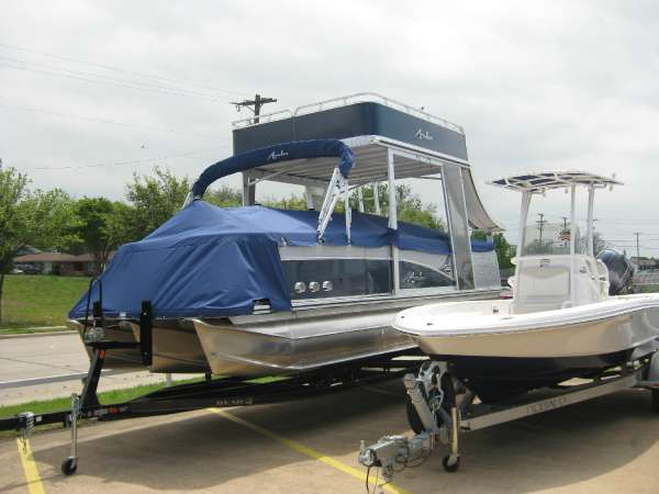 2015 Avalon 25 ft. Windjammer Funship