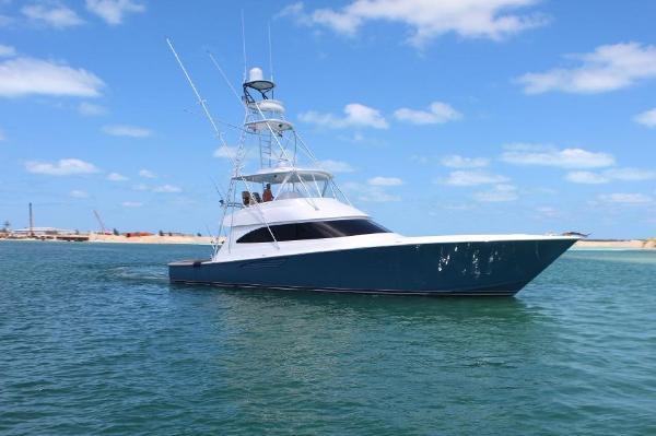 2014 Viking Boats 62' Convertible