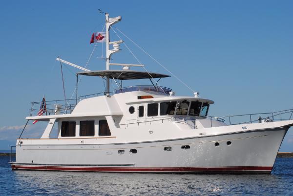 2004 Selene 53 Ocean Trawler