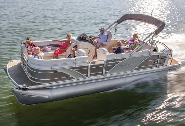 2016 Aqua Patio 240 OB Elite