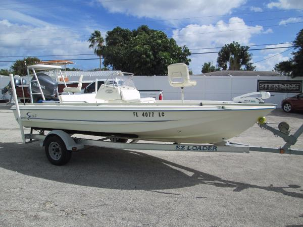 2000 Scout Boats 192 Sportfish