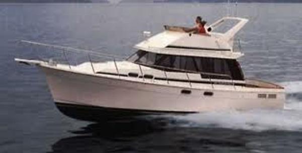 1987 Bayliner 3218 Motoryacht