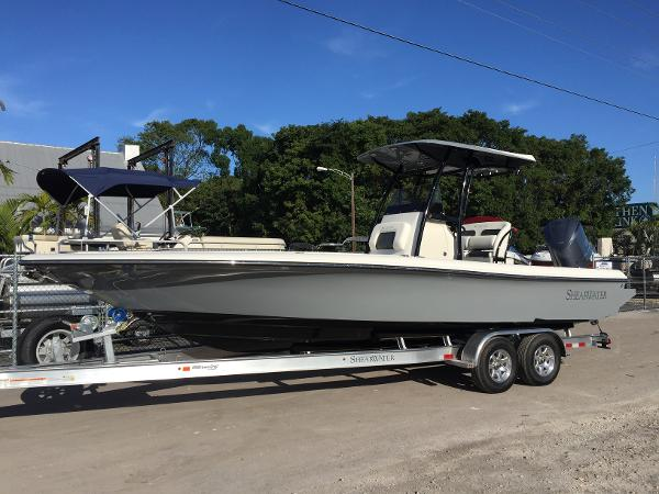 2015 ShearWater 26 Carolina Bay-Limited Edition Package
